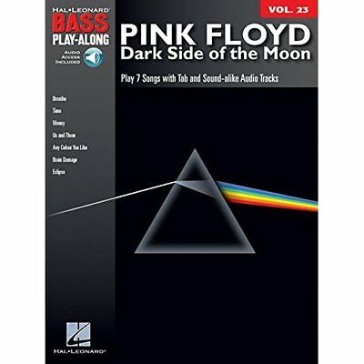 Pink Floyd - Dark Side of the Moon: Bass Play-Along Vol - Paperback NEW Pink, Fl