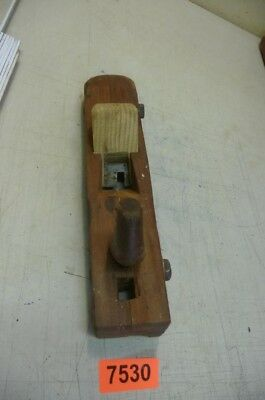 Nr. 7530.   Alter Hobel Holzhobel Handhobel   Old Wood Plane Working Tool