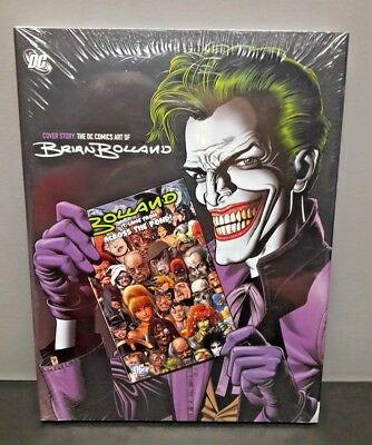 Cover Story The Dc Comics Art Of Brian Bolland Hardcover