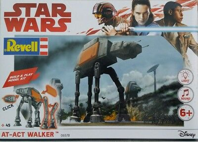 Revell Star Wars AT-ACT Walker  Sound