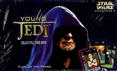 Decipher Star Wars CCG Duel of the Fates Booster Box CCG SW