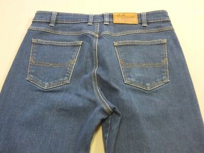 078 Mens Ex-Cond R.m. Williams Classic Cut Stretch Jeans Sze 36 / -- L $140 Rrp.
