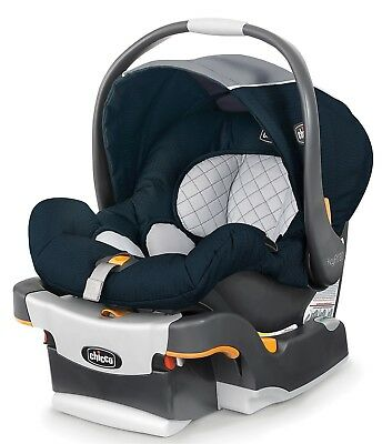 Chicco Keyfit 30 Infant Child Safety Car Seat & Base Regatta 4 - 30 lbs NEW