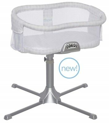 HALO Bassinest Swivel Sleeper Bassinet Premiere Infant Baby Crib Luna NEW