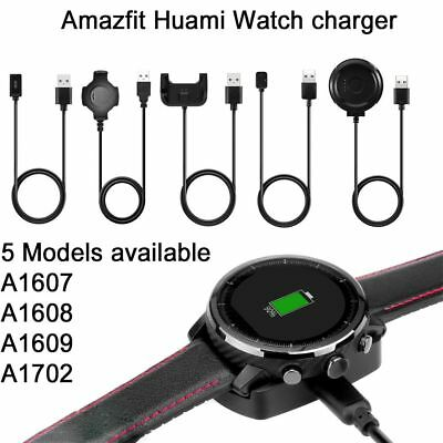 A1607/A1608/A1609/A1702 Smart Watch USB Ladekabel für Xiaomi Amazfit Huami DE