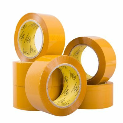 extra long length packing tape 48mm x 91 metres long strong and sticky free post