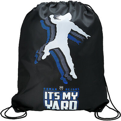 WWE ROMAN REIGNS It's My Yard OFFICIAL DRAWSTRING BAG TURNBEUTEL TASCHE