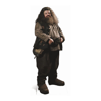 Harry Potter Pappaufsteller (Stand Up) - Hagrid (195 cm)