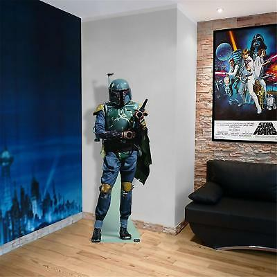 Star Wars Pappaufsteller (Stand Up) - Boba Fett (183 cm)