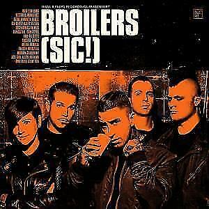 Broilers - (sic!) Ltd.Deluxe Edition  (2017) CD+DVD Neuware