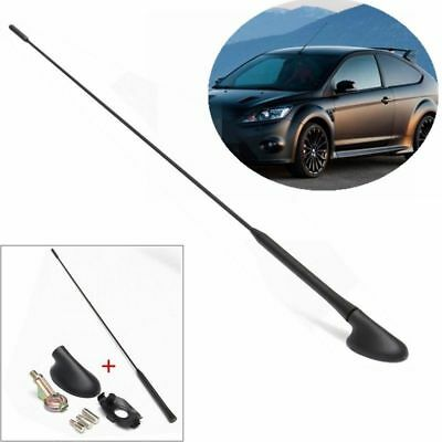 Antenna/Aerial Mast Roof AM/FM  + Base Kit For Ford Focus All Models 2000-2007