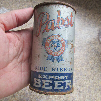 Pabst Export Beer OI Opening Instruction flat top beer cap TapaCan IRTP Keglined