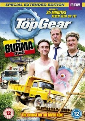 Top Gear - The Birmania Especial DVD Nuevo DVD (BBCDVD3943)
