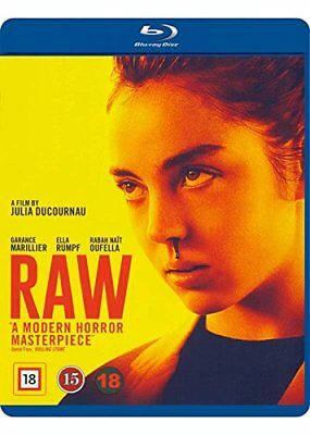 RAW (2016) IMPORT Blu-Ray BRAND NEW Free Ship - USA Compatible