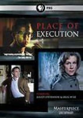 Place Of Execution DVD VIDEO MOVIE Masterpiece mystery PBS drama TV show killer