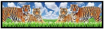 TIGER barmat -  Many to choose from - Deco table mat - Dash mat