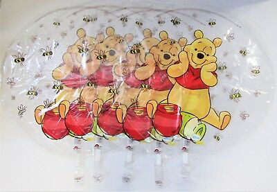 "Pack of 5 Disney Winnie the Pooh Clear 26"" Helium Balloons - Party Decorations"