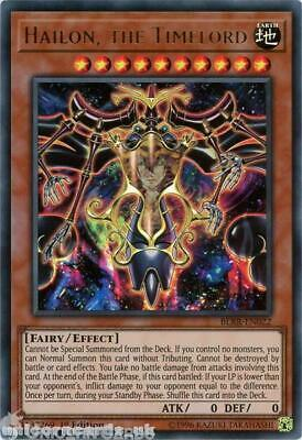 BLRR-EN022 Hailon, the Timelord Ultra Rare 1st Edition Mint YuGiOh Card