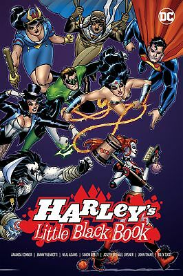 Harleys Little Black Book HC (Harley Quinn), Conner, Amanda,Palmiotti, Jimmy, Ex