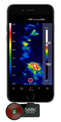 45cb69a500 ANDROID THERMAL IMAGING Camera - SEEK THERMAL - COMPACT PRO ANDROID ...
