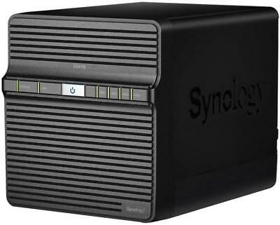 DiskStation 4 Bay Desktop NAS Server - SYNOLOGY - DS418J
