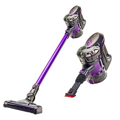 VYTRONIX 22V Lithium Cordless Hoover Upright 3in1 Handheld Stick Vacuum Cleaner