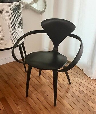 Norman Cherner Armchair By Cherner Chair Company