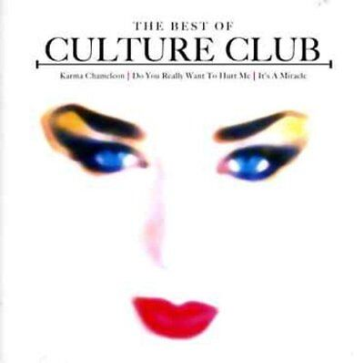 CULTURE CLUB THE BEST OF CD (Very Best Of / Greatest Hits) BOY GEORGE