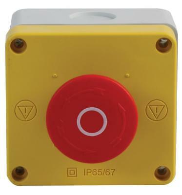 Emergency Stop Assembled Unit - IMO PRECISION CONTROLS