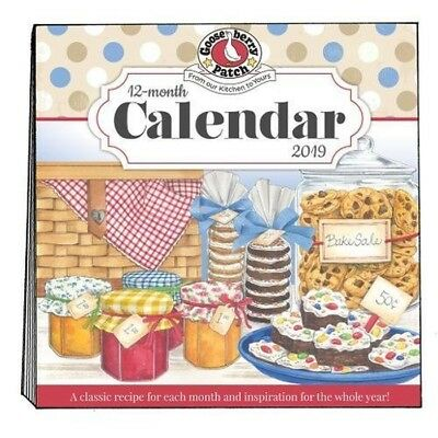 Gooseberry Patch Wall Calendar, Cooking by Gooseberry Patch