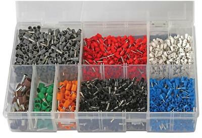 2600 Piece French Bootlace Ferrule Kit - PRO POWER