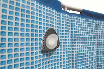 In - LED Lampe für Pool magnetisches Halte System Poolbeleuchtung