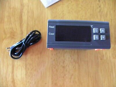 WH1210A Digital temp controller Degree's C new out of box with instructions 220V