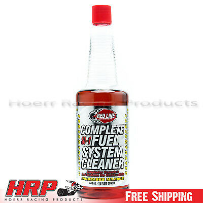 Red Line 60103 SI-1 Complete Fuel System Cleaner 15oz. - 1 Bottle
