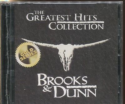 Brooks & Dunn - The Greatest Hits Collection -  Cd