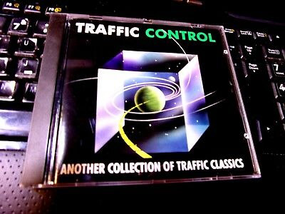 Traffic Control Another Collection Of Traffic Classics by Traffic CD RARE  PROMO