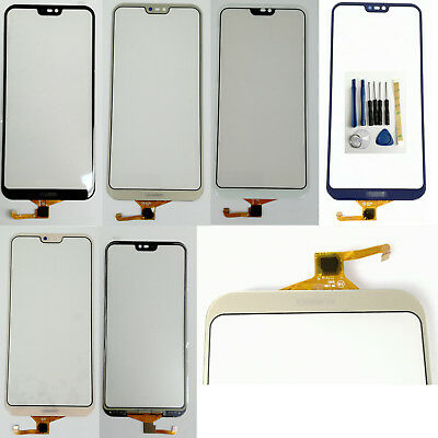 Original Outer Front Glass Touch Screen For Huawei P20 Lite ANE-LX1 LX2 LX3 AL00