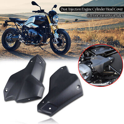 Dust Injection Engine Cylinder Head Cover Protector for BMW R Nine T 2013-16