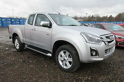 ** NEW UNREGISTERED ** ISUZU D-MAX 1.9 Yukon Manual Extended Cab, DELIVERY MILES