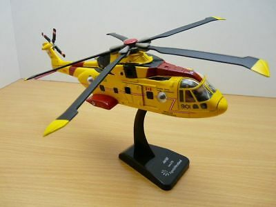 HELICOPTERE AGUSTA WESTLAND AW101 Pompier du Canada 1/72 EH101