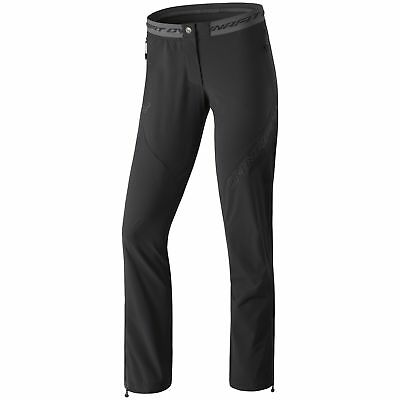 NEW Dynafit XTRAIL DST SoftShell Gray Womens Large Hiking Running Pants Msrp$130