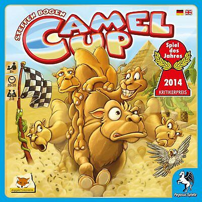 Camel Up (New)