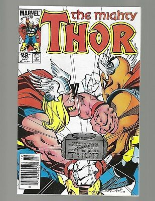 Thor #338 2nd App Beta Ray