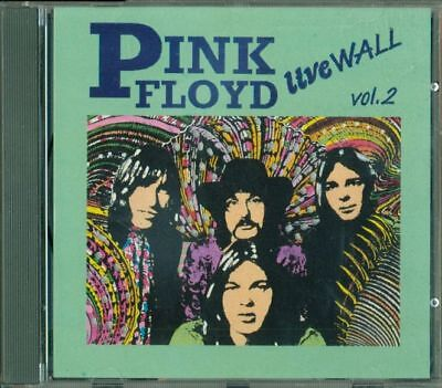 Pink Floyd - Live At Earls Court London Uk 21980 Live Wall 2 Cd Perfetto