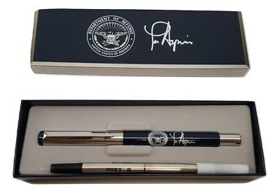 U.S. Department of Defense Les Aspin Signature Pen