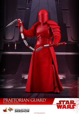 "Star Wars Praetorian Guard with Heavy Blade 12"" 1/6 figure Hot Toys"