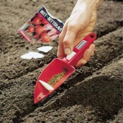 Rapitest Vibrating Hand Seedmaster Garden Flower Sower Seed Planter Seeder