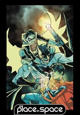 Super Sons Of Tomorrow Rebirth - Softcover