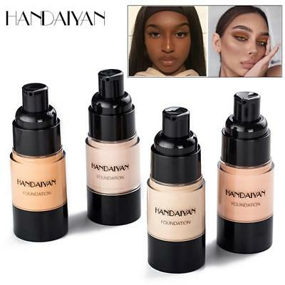 HANDAIYAN 8Colors Foundation Longlasting Full Coverage Concealer Moisturizing