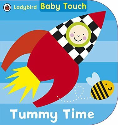 Baby Touch: Tummy Time by Ladybird | Board book Book | 9780723281221 | NEW